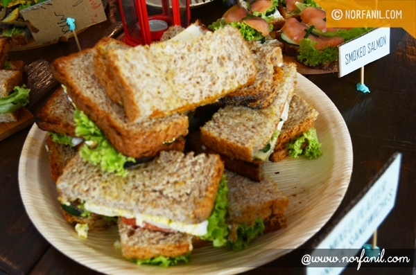 The Sandwiches The Picnic Table by Simply Sandwiches9
