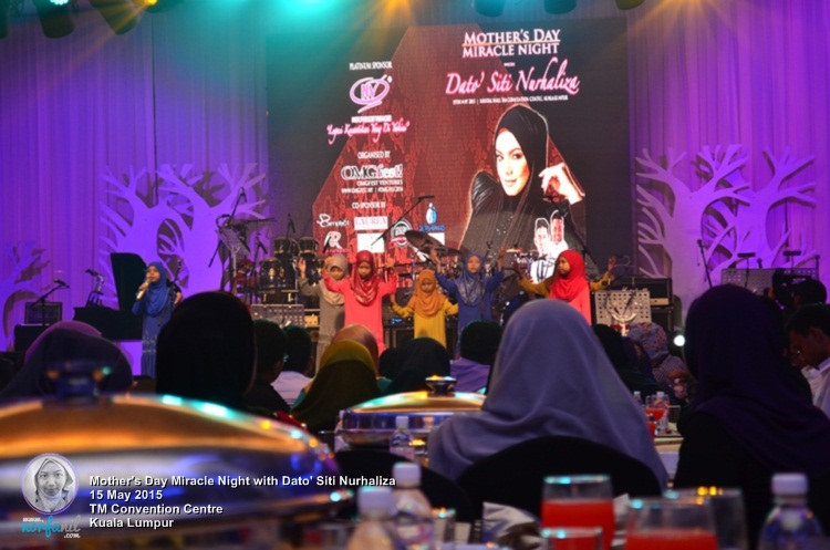 Mother's Day Miracle Night with Dato Siti Nurhaliza -4